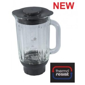 Australian Kenwood Thermo Resist Glass Blender for Chef and Major AT358