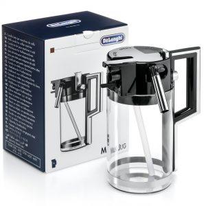 Delonghi Milk Jug for PrimaDonna Coffee Maker ESAM6600, EABI6600, EABI66.00, Product Code 5513211641