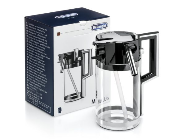 Delonghi Milk Jug for PrimaDonna Coffee Maker ESAM6600, EABI6600, EABI66.00, Product Code 5513211641