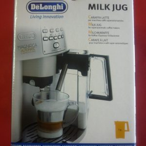 Replacement Milk Jug for Australian Delonghi Magnifica Coffee Machines
