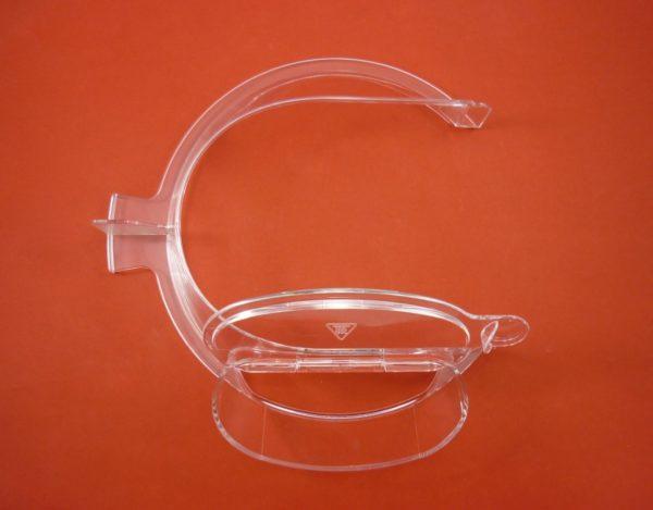 Kenwood Chef or Major Mixer Splash/ Flour Guard - Transparent Bowl Lid