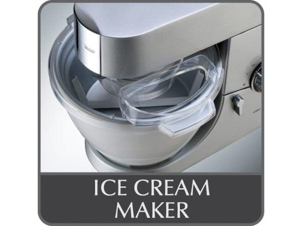 Australian Kenwood Major Sized Ice Cream Maker Attachment AT957