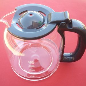 Sunbeam Drip Filter Coffee Machine Glass Carafe for PC7900, Part Numbers PC79002