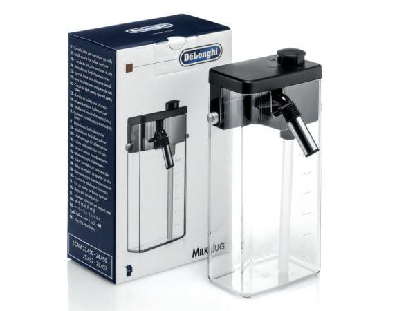 Delonghi Coffee Maker Milk Jug for ECAM 23.450 – ECAM 24.450 ECAM 25.452 – ECAM 25.457 P/N 5513294511