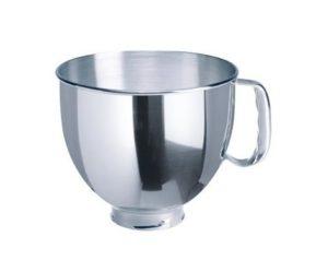 Kitchenaid Stainless Steel 4.8L Mixing Bowl (5 quart) K5THSBP