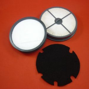GENUINE Vax Vacuum VUAMMTFLT Filter Pack for Vax Upright Air Motion Max Total 1600W VUAMM1600T
