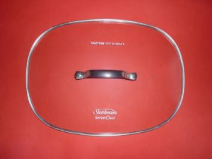 Sunbeam SecretChef Electronic Sear and Slow Cooker 5.5L HP8555 - Slow Cooker Lid - HP855501