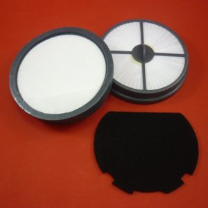GENUINE Vax Vacuum VUAMPFLT Filter Pack for Vax Upright Air Motion Max Pets VUAM1200P