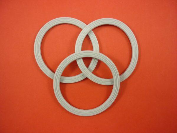 Kenwood Multipro Food Processor Belnder Blade Rubber Sealing Ring, Gasket, Seal for FP950 & FP920, KW680939