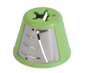 Tefal MB750 Fresh Express Mini Processor Thin Green Slicing Cone Insert SS-193079, XF92101