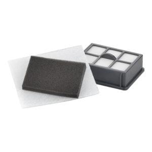 VAX Silentium Barrel Vacuum Cleaner Filter pack for VBGS1800, P/N: VBGSPFLT