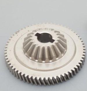 Kitchen Aid Genuine Stand Mixer Beveled Center Gear P/N: WP9709627