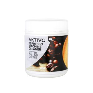 Aktivo Genuine Espresso Coffee Machine Cleaner