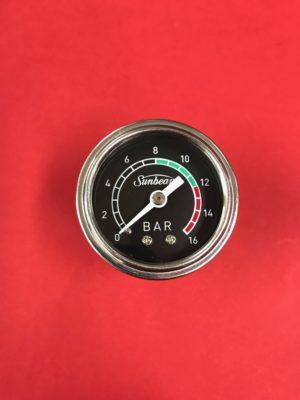 Sunbeam Torino Espresso Maker, Coffee Machine, Pressure Gauge Assembly for EM8000, PU8000 EM800014