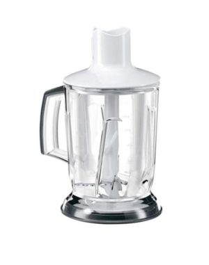 Braun Multiquick 5, 3 Stick mixer MQ40 1250ml Complete Blender Jug, Ice Crusher for 4165 4191 4192 4193 P/N: AX22110004