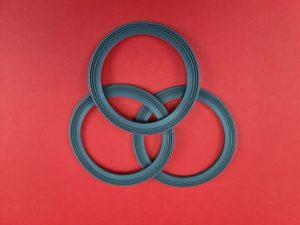 3 x Kenwood Blend - X Classic Blender Blade Seal, Gasket for BLP601WH, BLP615WH PN: KW716038