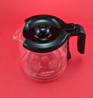 Sunbeam Specialty Brew Drip Filter Coffee Machine, Coffeepot, Glass Carafe, Jug for PC8100, P/N: PC81002